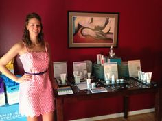 My first launch party with Rodan + Fields