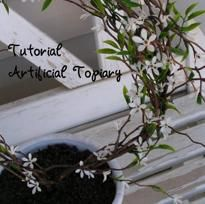 DIY Home Decor :diy: topiary tutorial