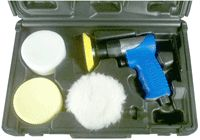 """Astro 3"""" Mini Air Polishing Kit - 3055.   Auto Body Toolmart has been serving the Automotive Industry for over 30 years. Buy with confidence.  800-382-1200."""