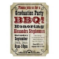 Graduation Day Invitations - Featured Today at Retro Invites. Nurse Grad Parties, Vintage Graduation Party, Graduation Party Invitations, Graduation Day, Invites, Retro Typography, Vintage Mason Jars, Party Needs, Party Time