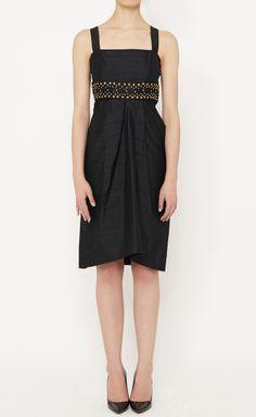 Max Mara Black Dress | VAUNTE
