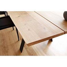 Spisebord, GM 3200 Plankebord - Naver Collection Hvidolieret eg
