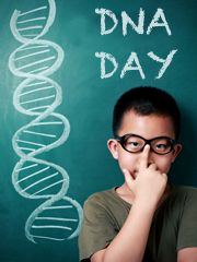 April 25th DNA Day