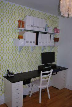 Image result for ikea helmer desk