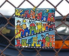 NYC ♥ NYC: 9/11 Tiles for America New York City Memorial Reinstallation In The…