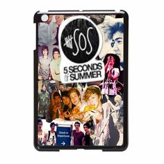 Nice iPad mini 2017: 5 Seconds Of Summer Collage iPad Mini Case...  Products Check more at http://mytechnoshop.info/2017/?product=ipad-mini-2017-5-seconds-of-summer-collage-ipad-mini-case-products