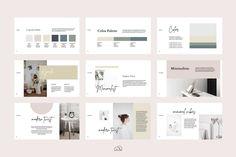 Kymila - PowerPoint Brand Template by bilmaw creative on Microsoft Powerpoint 2007, Infographic Powerpoint, Palette, Branding, Brand Guidelines, Presentation Templates, Business Presentation, Keynote Template, Design Inspiration