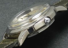 50's RECORD WATCH C.174 Indicator auto 180,000+t 2016.7.26.