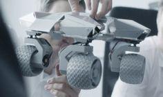 gashetka:  2015 | Audi Moon Rover for Google Lunar Xprize | Source