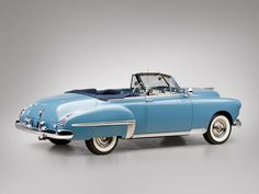 1949 Oldsmobile Futuramic 88 Convertible