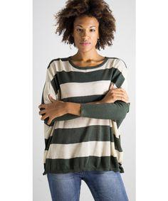 Maxi maglia a righe disponibile in diversi colori e taglie! Vestibilità comoda, disponibile su https://www.melissaagnoletti.it/maxi-maglia-lurex-a-righe-4537.html