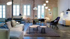 Amantes de lo nórdico, éste es el nuevo espacio Nordicthink en Barcelona. (via Diario Design)