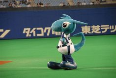 Japanese baseball mascot of the Chunichi Dragons