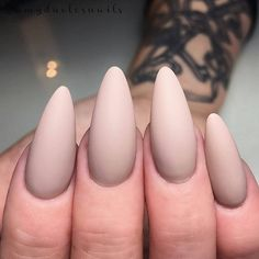 60 + long trendy fall nails style which is popular in ins 2019 - ibaz Long Nail Designs, Fall Nail Designs, Almond Nails Designs, Nails Inc, Cool Nail Art, Long Nails, Fall Nails, Popular, Stylish