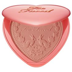 Two Faced Love Flush Long Lasting 16 hr Blush - Love Hangover - Perfect warm pink - A long-wear, fade- and smudge-proof formula that keeps your cheeks perfectly flushed for up to 16 hours.