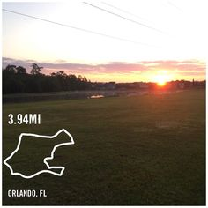 It's tough rising before the sun comes up to get it in. I [unsuccessfully] talked myself out of this run at least 4x once while walking out the door. But once the #bodyglide goes on there's no turning back. Right? #stravarunning #nikerunning #morningruns #blackmenrun #halfmarathon #floridarunner