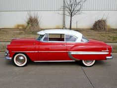 1953 Chevy Belair for sale at StreetRodding.com Willie Moore Become a member today