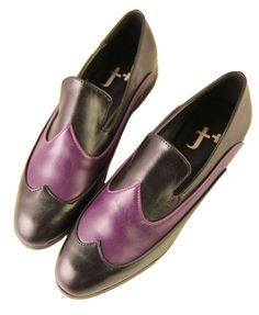 PU Leather Flat Shoes. omg...be still my heart.