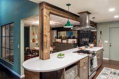 Desperate Kitchen Transformed: Pub-Style Kitchen | America's Most Desperate Kitchens | HGTV