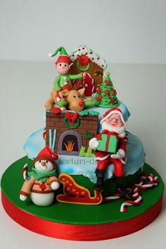 Weihnachts Kuchen