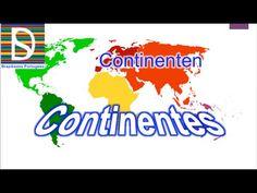 Video 40: Continenten