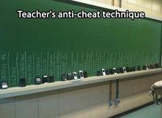 Genius Teacher!