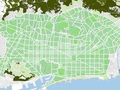 Barcelona estrena las 'superillas': trazados urbanos que marginan a los coches…