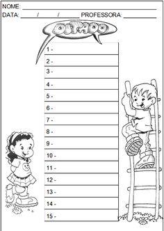 Para os professores que trabalham com a alfabetização, hoje trouxe75folhas de ditados e autoditados para imprimir. São atividades educativas para alfabetização prontinhas para imprimir e trabalhar o ditado e o autoditado com seus alunos. Há tamb... Interactive Notebooks, Homeschool, Classroom, Teaching, Writing, Comics, 1, Gabriel, Portal
