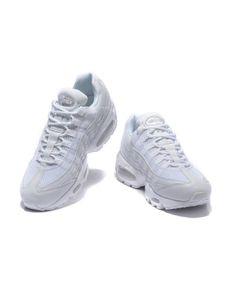 the best attitude 53cdb b8237 Homme Nike Air Max 95 Blanche 807443 Chaussures Style authentique, la  livraison gratuite. Nike