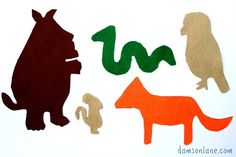 The Gruffalo Activities for Kids