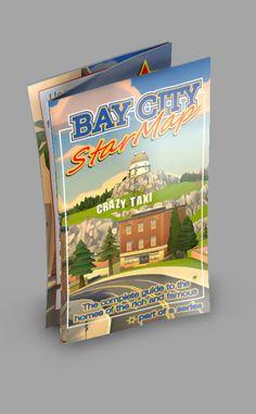 Loot item model for 'Crazy Taxi:City Rush', iOS