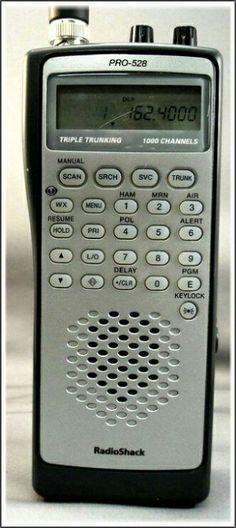 this is my radio shack scanner model pro 106 personal things rh pinterest com Radio Shack Scanners Radio Shack Race Scanner