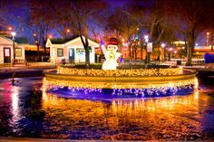 Watch Ben Franklin Illuminate His Namesake Square At The Franklin Square Holiday Lighting, Tuesday, November 30 At 5 P.M. Burgers And Shakes, Franklin Square, Lights Tour, Holiday Lights, Christmas Lights, Jesus Birthday, Holiday Festival, Christmas Music, Beautiful Christmas