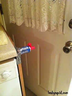 prank....must do this to Jeremy for all the times he's got me w the air horns