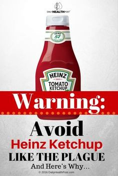 For most families, a barbecue simply isn_t complete without a bottle of ketchup on the picnic table.