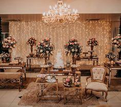 É esse....apaixonada 💖😍😍😍😍 Quince Themes, Quince Decorations, Quinceanera Decorations, Quinceanera Party, Wedding Decorations, Wedding Stage, Wedding Themes, Wedding Designs, Summer Wedding