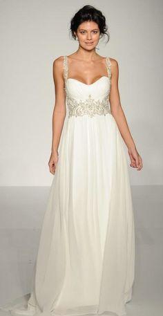 Featured Wedding Dress: Maggie Sottero
