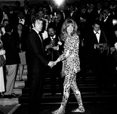 """Vanessa Redgrave and Franco Nero at Cannes, 1967   """"Letters to juliet"""" Couple   They've been together ever since.."""