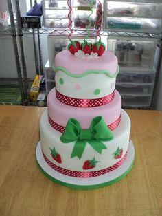 Torta Frutillitas