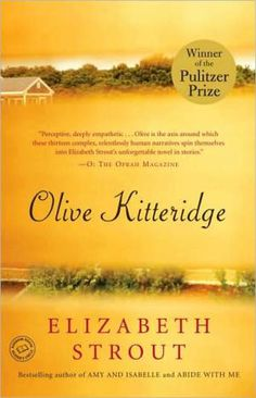 Best Books to Read in Winter: 'Olive Kitteridge' by Elizabeth Strout