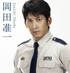 Atsushi Dojo (actor : Junichi Okada)