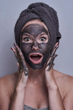 Looking for ultimate homemade skin care recipes? I'm sharing my list of homemade skin care recipes that have helped inspire and guide me through the years Homemade Face Masks, Homemade Skin Care, Homemade Facials, Charcoal Face Pack, Charcoal Mask, Haut Routine, Best Face Serum, Clay Face Mask, Clay Masks