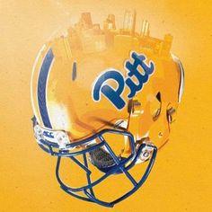 Pitt Football, Football Helmets, University Of Pittsburgh, Pittsburgh Pa, Environmental Design, One Team, Pitt Panthers, Twitter, Boston