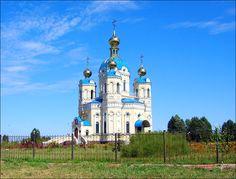 Lugansk St. Alexander Nevsky church / Author: Andrey Belyavsky