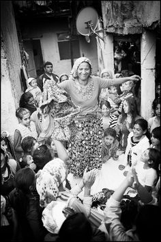 Turkey gypsy wedding