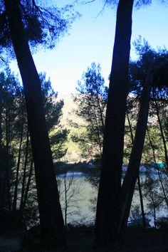 una tarde por los alrededores del pantano de guadalest, alicante.