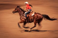 Faster, Better by Calgary Stampede, via Flickr
