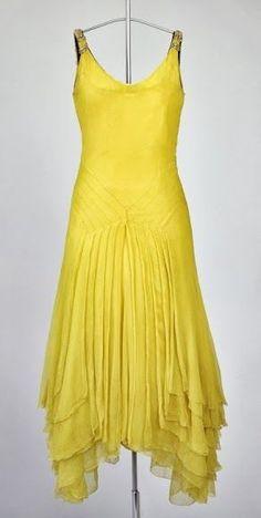 Dress - 1930's - McCord Museum
