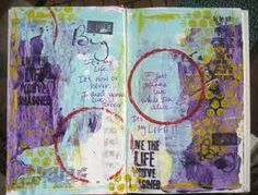 art journalling - Google Search