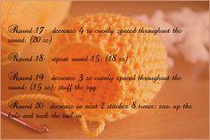 How to Crochet an Easter Egg